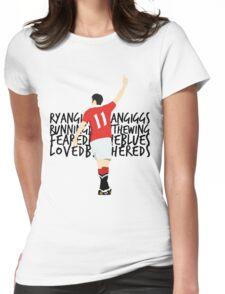 Ryan Giggs Ryan Giggs Womens Fitted T-Shirt