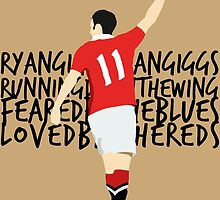 Ryan Giggs Ryan Giggs by tookthat