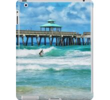 Surfing iPad Case/Skin