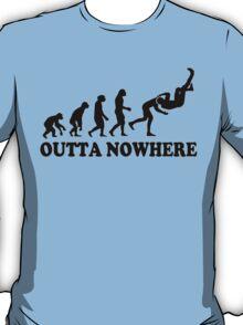 Evolution Outta Nowhere T-Shirt