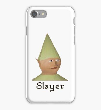 Slayer Gnome - Runescape iPhone Case/Skin