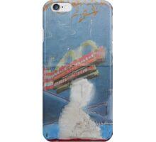 L.A. Glitch Wall  iPhone Case/Skin