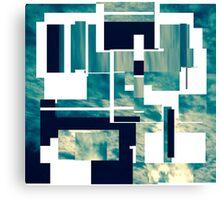 Labyrinth (bigger size) Canvas Print