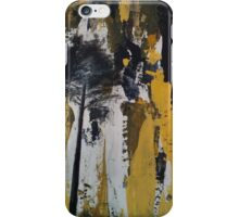 Abstracted Forest - Paul Kerrigan iPhone Case/Skin