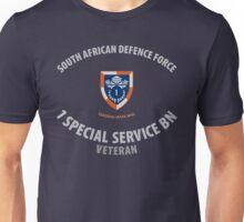 SADF 1 Special Service Bn (1SSB) Veteran Unisex T-Shirt