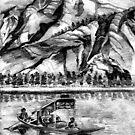"""Kashmir Dal Lake by """" RiSH """""""