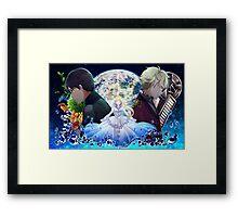aldnoah Framed Print