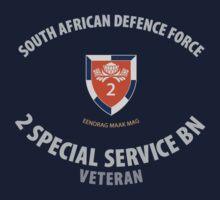 SADF 2 Special Service Bn (2SSB) Veteran by civvies4vets
