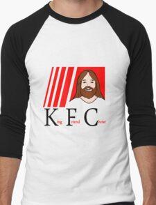 KFC CHRIST Men's Baseball ¾ T-Shirt