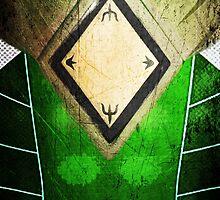 GreenRanger 3 by Designsbytopher