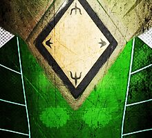 GreenRanger 3 by Designsbytopher
