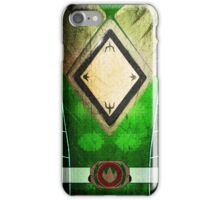 GreenRanger 3 iPhone Case/Skin