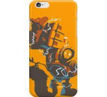 Blitzcrank Vector Design iPhone Case/Skin
