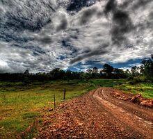 Winding Road by Lindsay Woolnough (Oram)