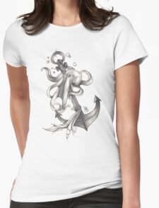 La Pieuvre Womens Fitted T-Shirt