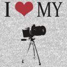 I Love My Camera by Sharon Stevens