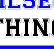 It's a WILSECK thing, you wouldn't understand !! Sticker