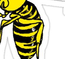 Worker Bee Sticker