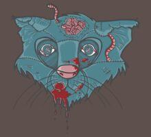 Zombie Frankenkitty by MareveDesign
