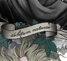 Debitum Naturae Sticker