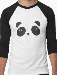 Panda Panda Men's Baseball ¾ T-Shirt