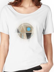 Geometric/A. 01 Women's Relaxed Fit T-Shirt