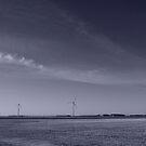 Winter on the Prairies by Geoffrey