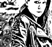 Orphan Black - Sarah Manning / DNA Sticker