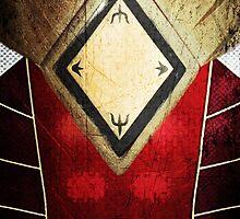 RedRanger 4 by Designsbytopher