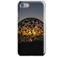 Sun Sphere iPhone Case/Skin