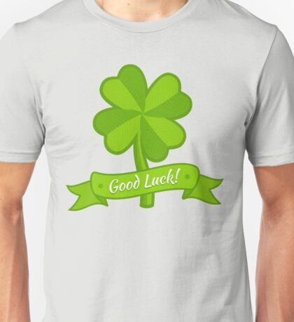 Clover for Patrick day Unisex T-Shirt
