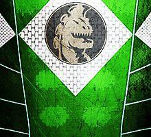 GreenRanger 5 by Designsbytopher