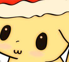 Christmas Pikachu Sticker