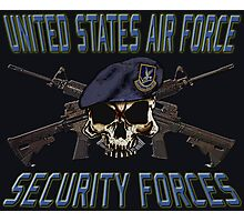USAF Security Forces Photographic Print