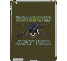 USAF Security Forces iPad Case/Skin