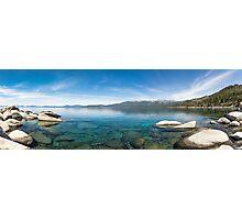 Lake Tahoe Calm Photographic Print