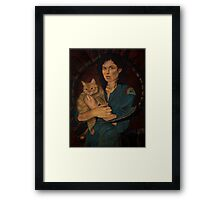 Last Survivors Framed Print