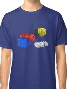 Dali Toy Bricks Classic T-Shirt