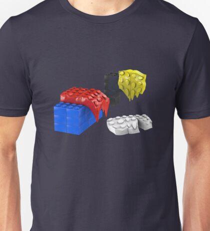 Dali Toy Bricks Unisex T-Shirt