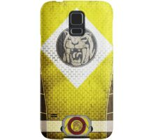 YellowRanger 4  Samsung Galaxy Case/Skin