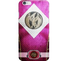 PinkRanger 4 iPhone Case/Skin