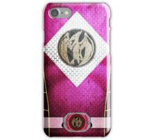 PinkRanger 3 iPhone Case/Skin