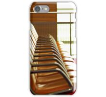 CDG Chairs iPhone Case/Skin