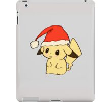 Christmas Pikachu iPad Case/Skin