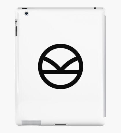 Kingsman Secret Service - Logo Black iPad Case/Skin