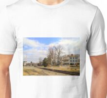 The Exchange Hotel and Railroad Unisex T-Shirt