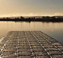 Marine Lake Rhyl by Dfilmuk Photos