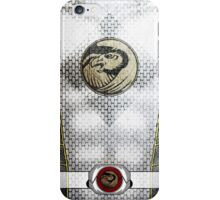 WhiteRanger6 iPhone Case/Skin