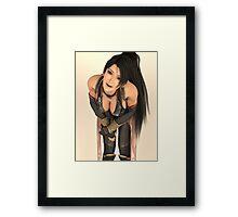 momiji Framed Print