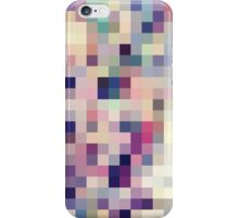 Boxes of Pastels iPhone Case/Skin
